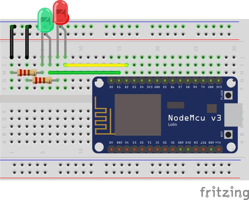 NodeMCU ESP8266 WebServer Tutorial - Electronics-Lab