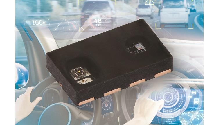 Vishay VCNL4030X01 AECQ proximity sensor with four I2C address options