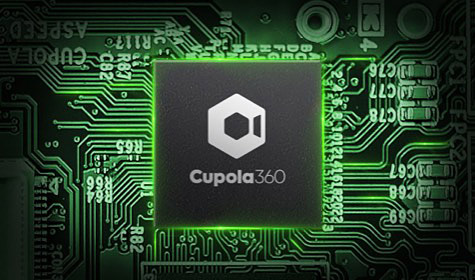 Cupola360 - World's most Advanced Spherical Image Processor