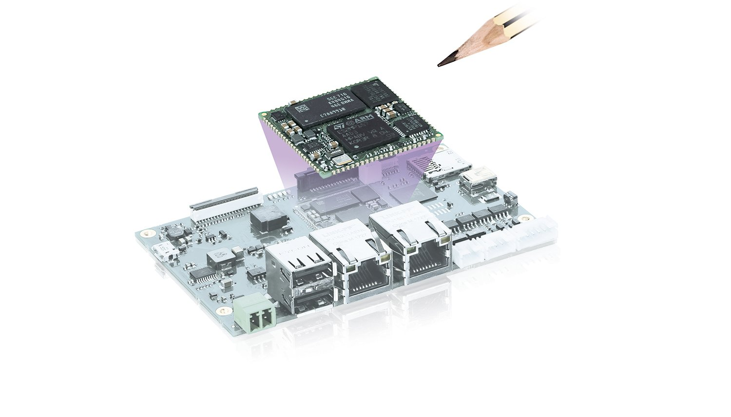 Kontron Presents SOM Based on the New STM32MP157 by STMicroelectronics