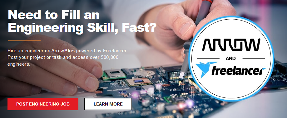 Arrow launches electronics services marketplace