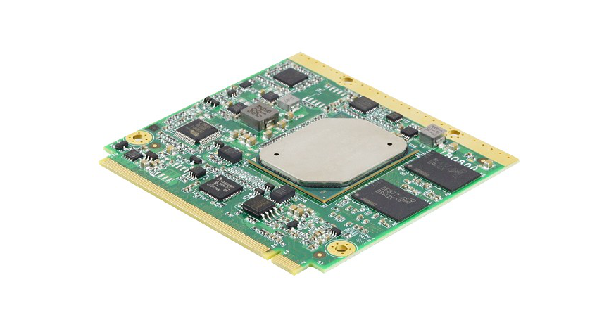 Low-power IBQ800 Qseven CPU Module from IBASE with extended temperature range