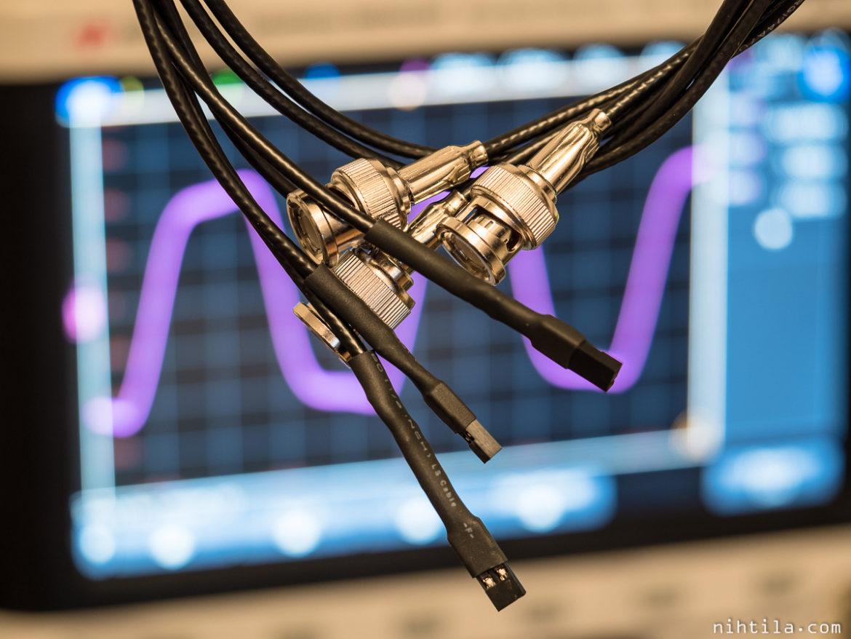 Robust high-bandwidth passive DIY probes