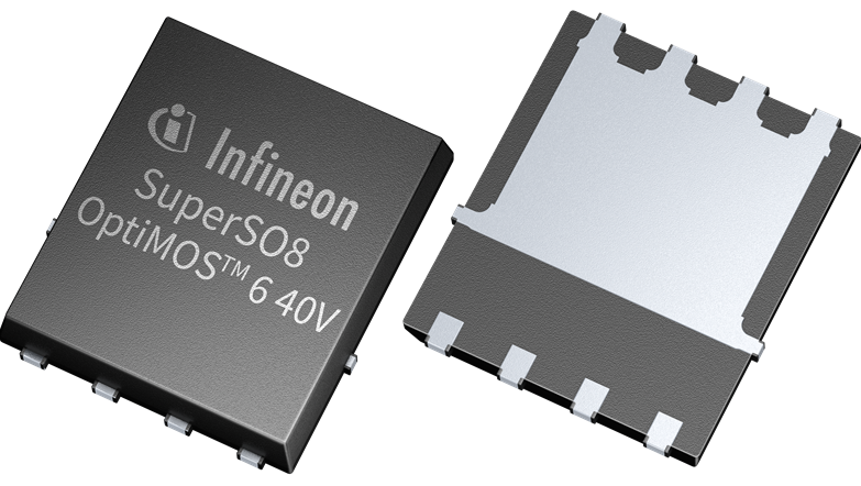 40V OptiMOS MOSFET family is optimized for synchronous rectification