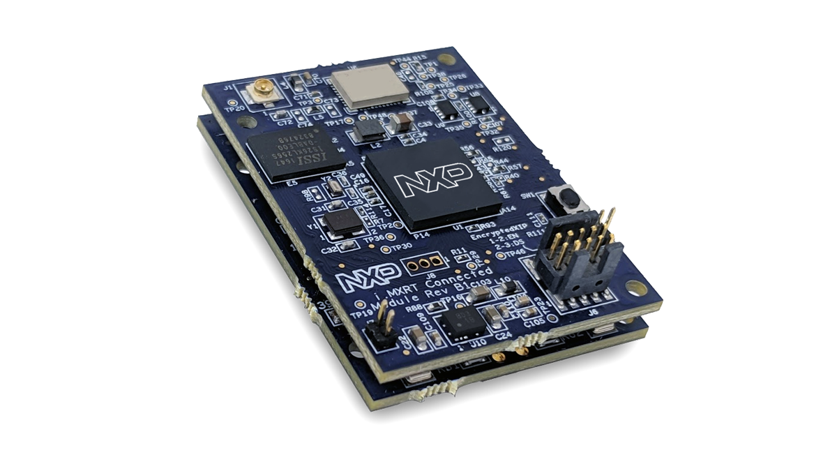 NXP Launches i.MX RT Crossover MCU for Alexa Voice Service