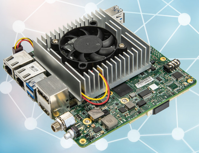 UP Xtreme – High Performance SBC Features 8th Gen Whiskey Lake