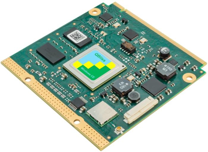 F&S i.MX8X SoC Features optional industrial temp support