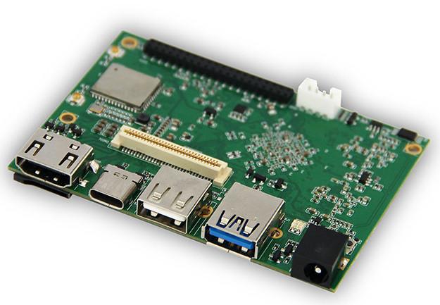 Developer Board 9 SBC