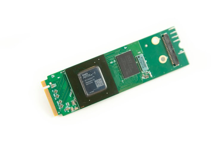 NiteFury – An Artix-7 FPGA for developing PCIe