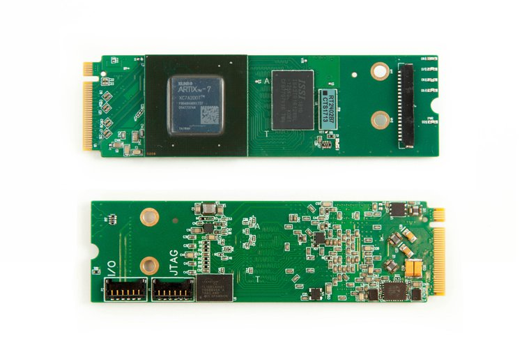 NiteFury - An Artix-7 FPGA for developing PCIe - Electronics-Lab