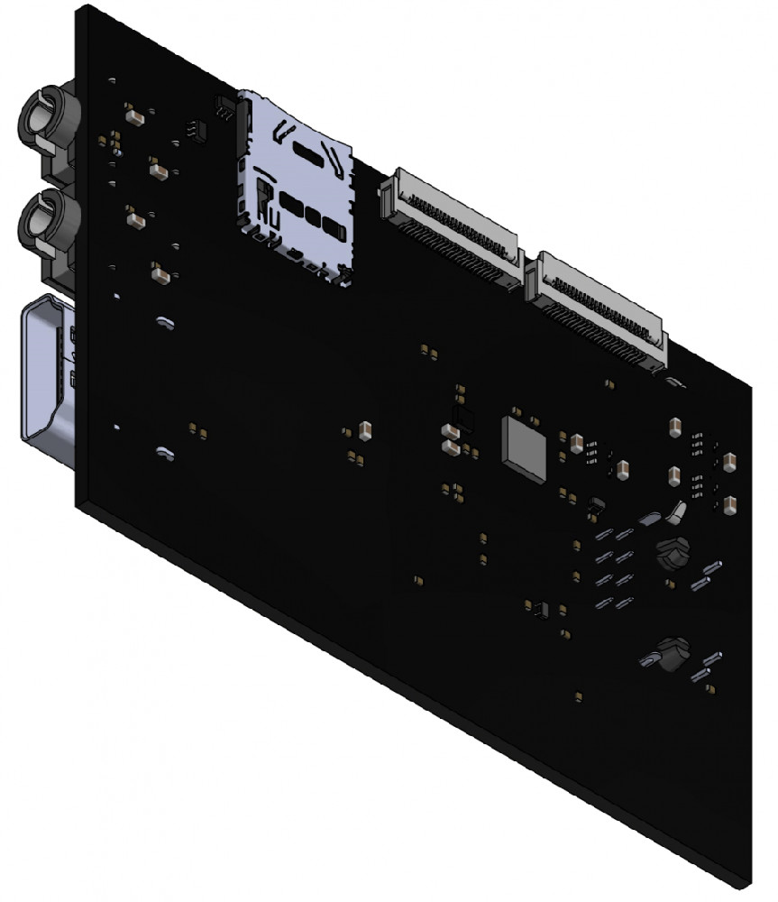 Allwinner H5 SBC is loaded with WiFi, BT, LTE, GPS, and triple CSI