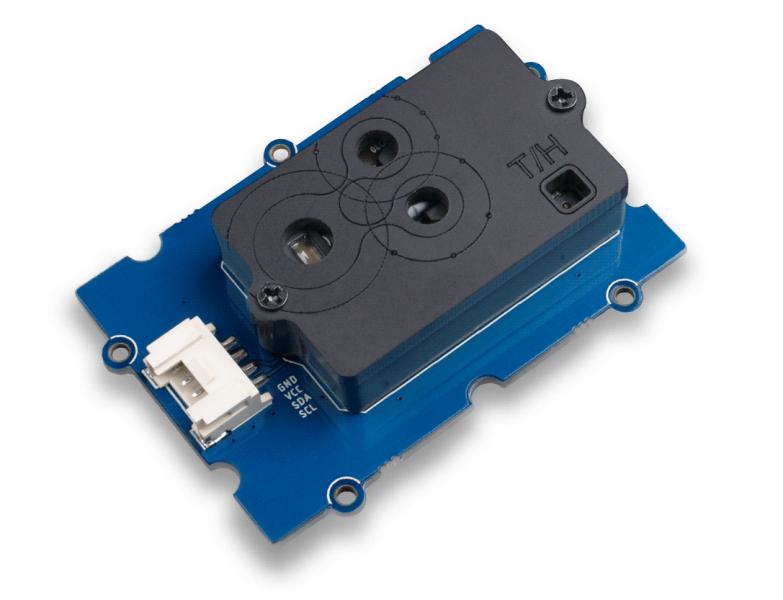 SCD30 – CO2 & Temperature & Humidity Sensor
