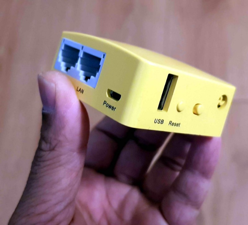 GL-MT300Nv2 $20 Router