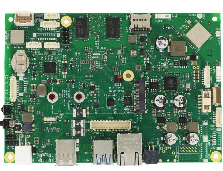 "SBC-C20 – SBC with NXP i.MX 8M Applications Processors in 3.5"" form factor"