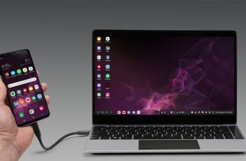 NexDock 2 Transforms Your Smartphone Into a Laptop