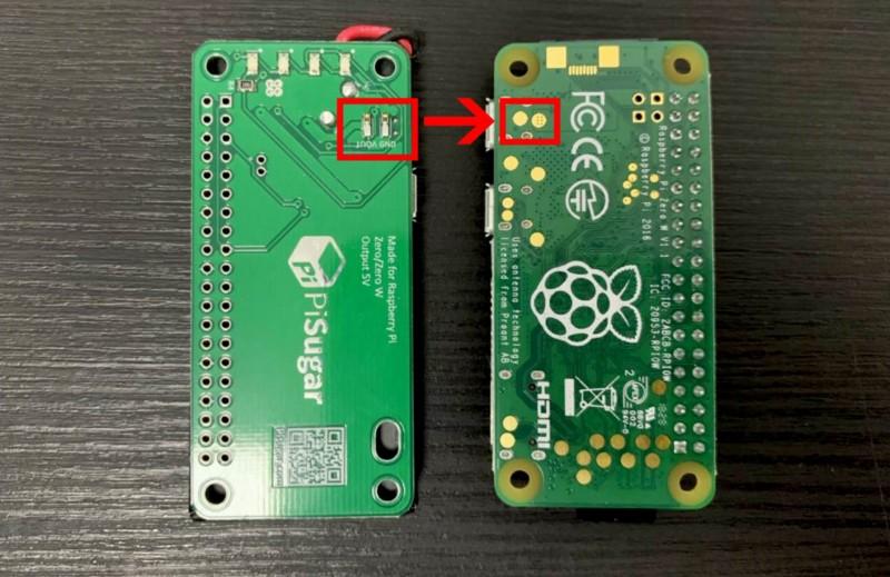 Pisugar Battery For Raspberry Pi Zero Electronics Lab Com