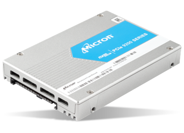 Micron's 11TB NVMe SSDs now at Mouser