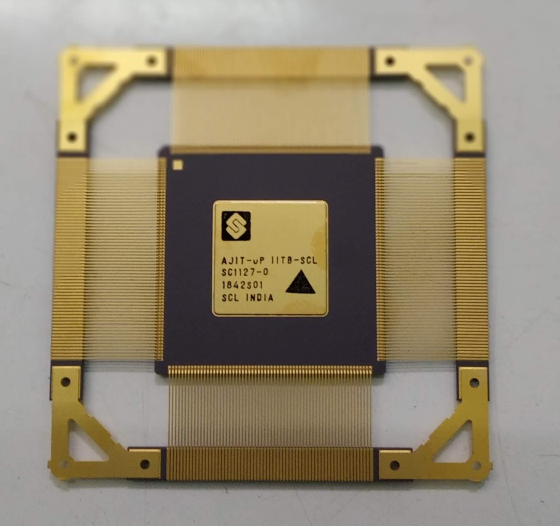 """AJIT – First-Ever """"Made in India"""" Microprocessor Designed By IIT Bombay"""