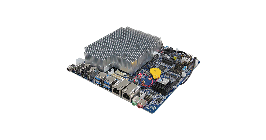 Avalue introduces EMX-KBLU2P, the thin Mini ITX Embedded Industrial motherboard
