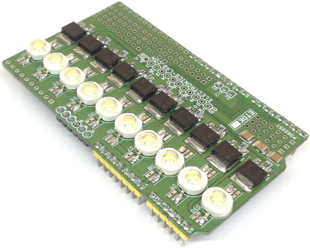 White Led Driver With High Efficiency Controlcircuit Circuit