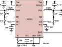 Dual-Channel, 42 V, 4 A Monolithic Synchronous Step-Down Silent Switcher 2