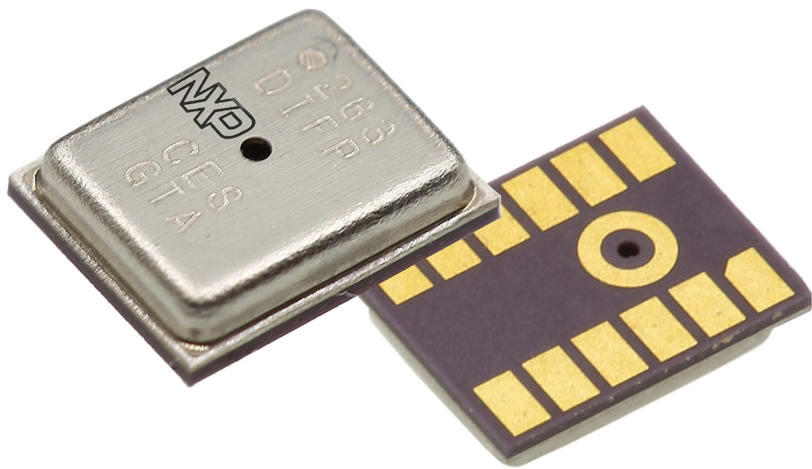 NPS30xx – differential, digital, low pressure, ultra-low power sensors