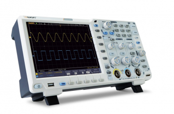 Owon XDS3102 100Mhz 1GS/s Oscilloscope features AWG and datalogger