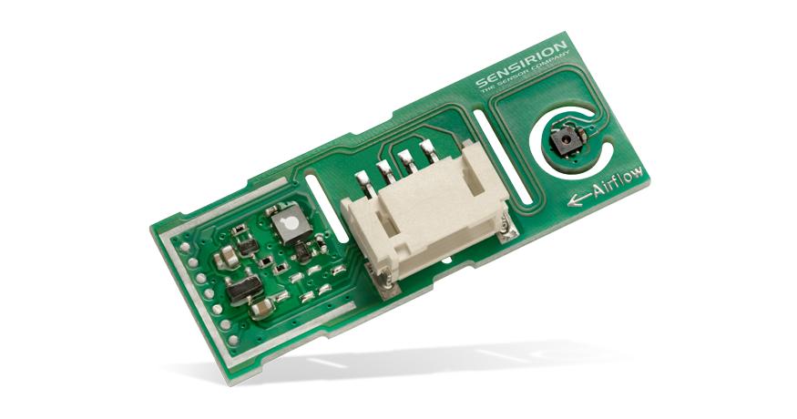 Sensirion SVM30 Multi-Pixel Gas Sensor Module