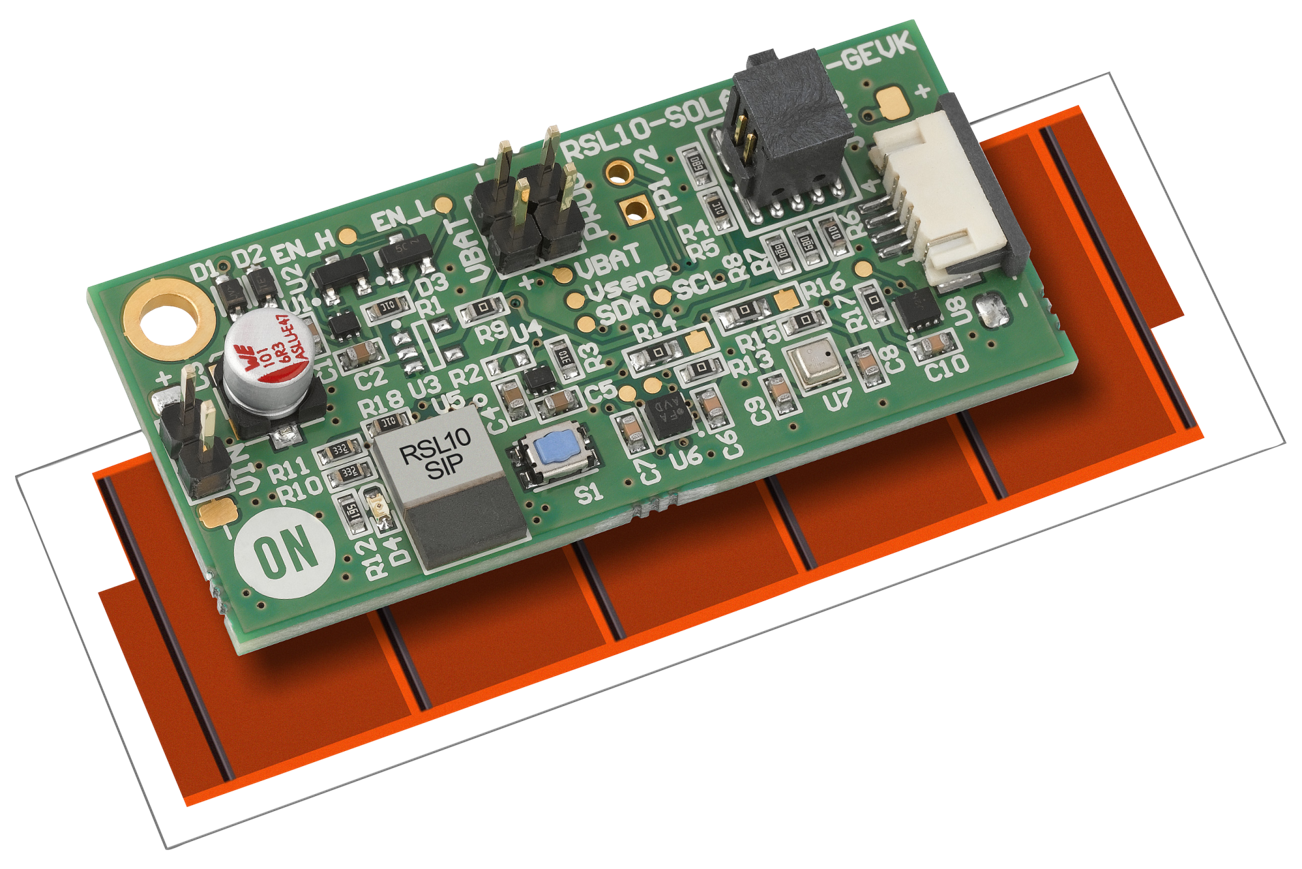 ON Semiconductor continues to make battery-less IoT a reality with Bluetooth® Low Energy