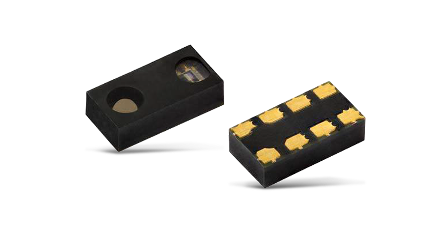Vishay's new VCNL4040 fully integrated proximity and ambient light sensor