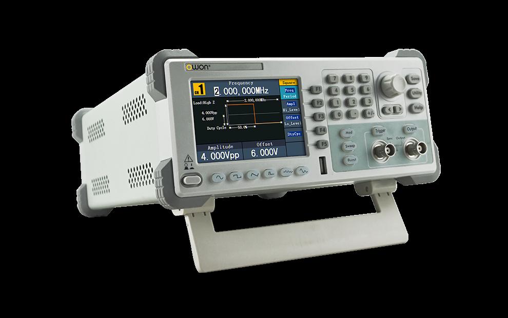 Owon AG1011 10Mhz 1-CH Arbitrary Waveform Generator