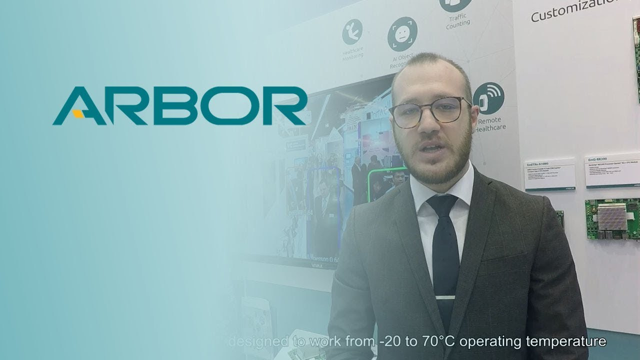 """Arbor's """"EmQ-RK390"""" Qseven module runs Linux or Android on a"""