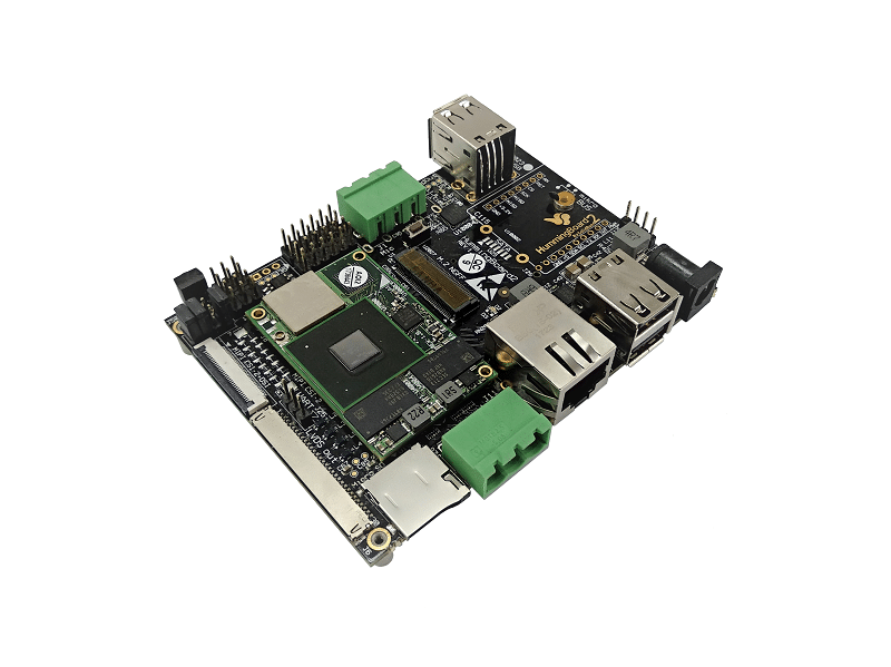 HummingBoard CBi Is An Industrial SBC With CAN And RS-485 Port