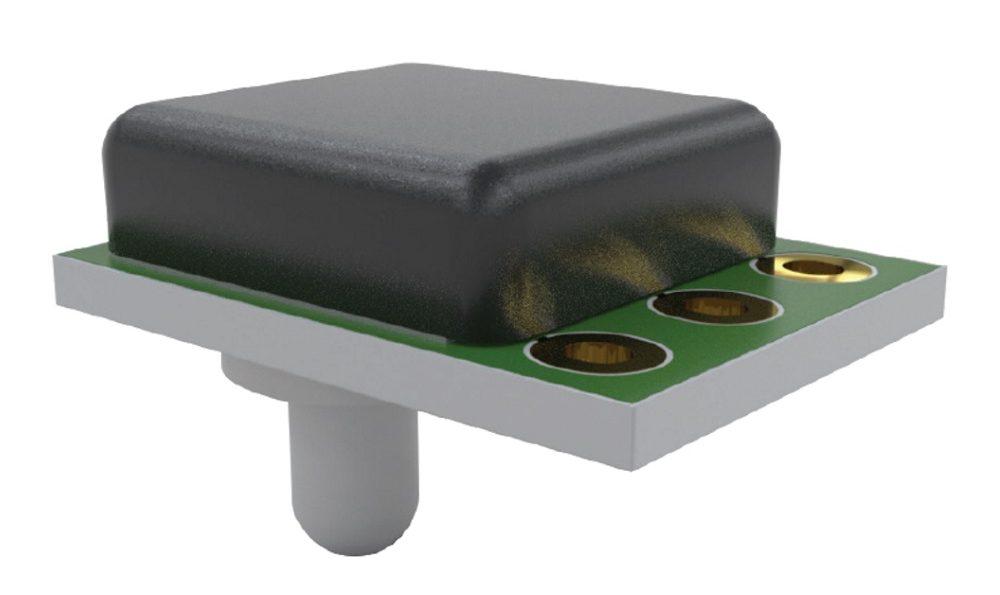 Merit Sensor TVC is a fully compensated harsh media pressure sensor series