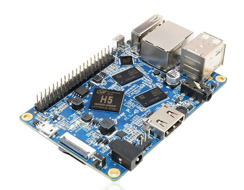 Orange Pi PC 2 – Quad Core 64bit Linux and Android mini PC [Getting Start Guide]