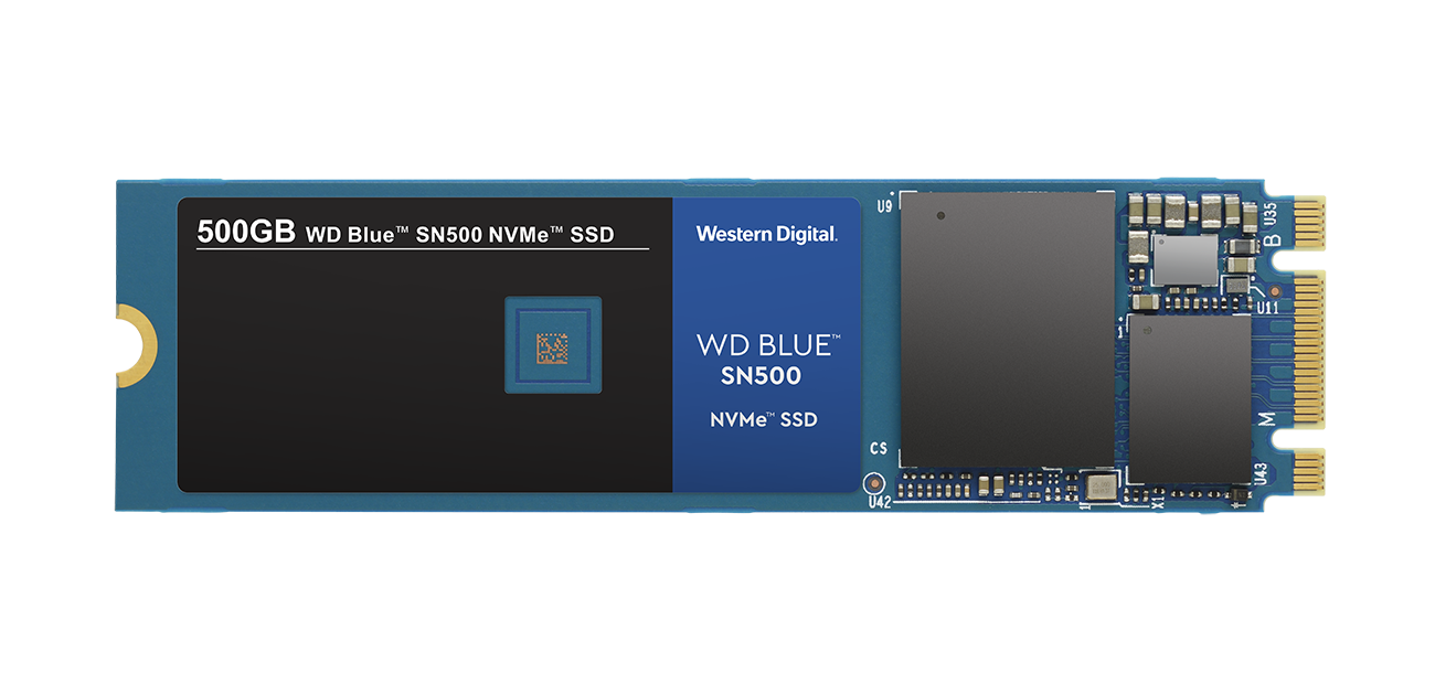 Slimline NVMe SSD outperforms SATA models