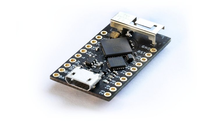TinyPICO – A tiny, mighty ESP32 development board