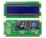 Using a 16×2 I2C LCD display with ESP32