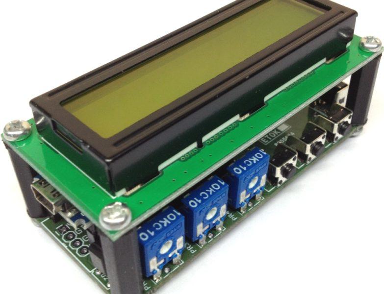 16×2 LCD Shield for Arduino Nano