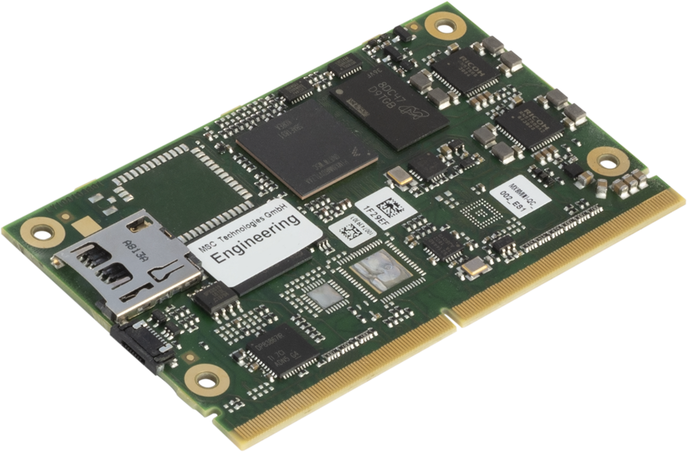 Customizable SMARC module runs Linux on i.MX8M Mini or Nano