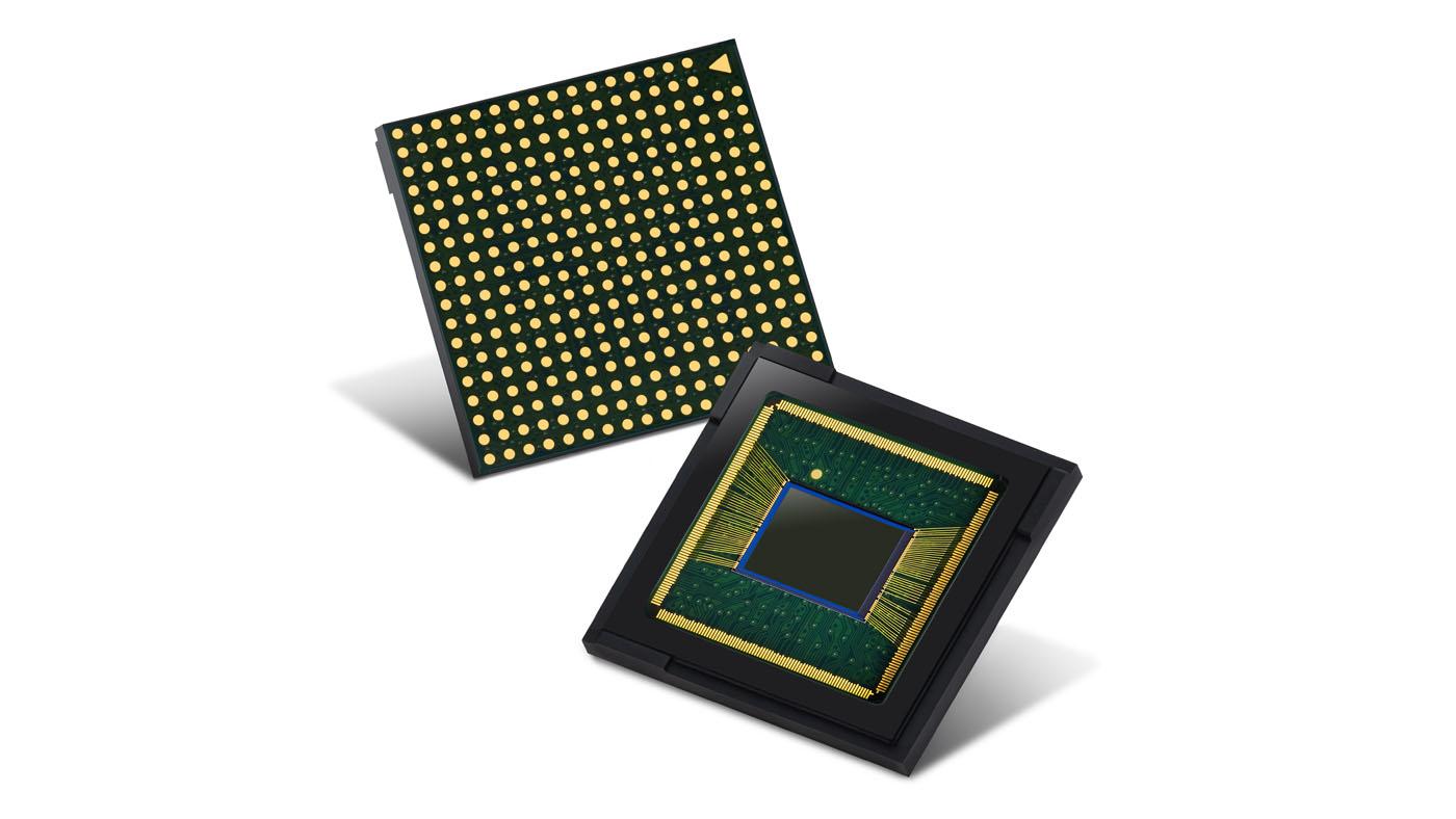 0.8μm smartphone image sensor packs 64 megapixels