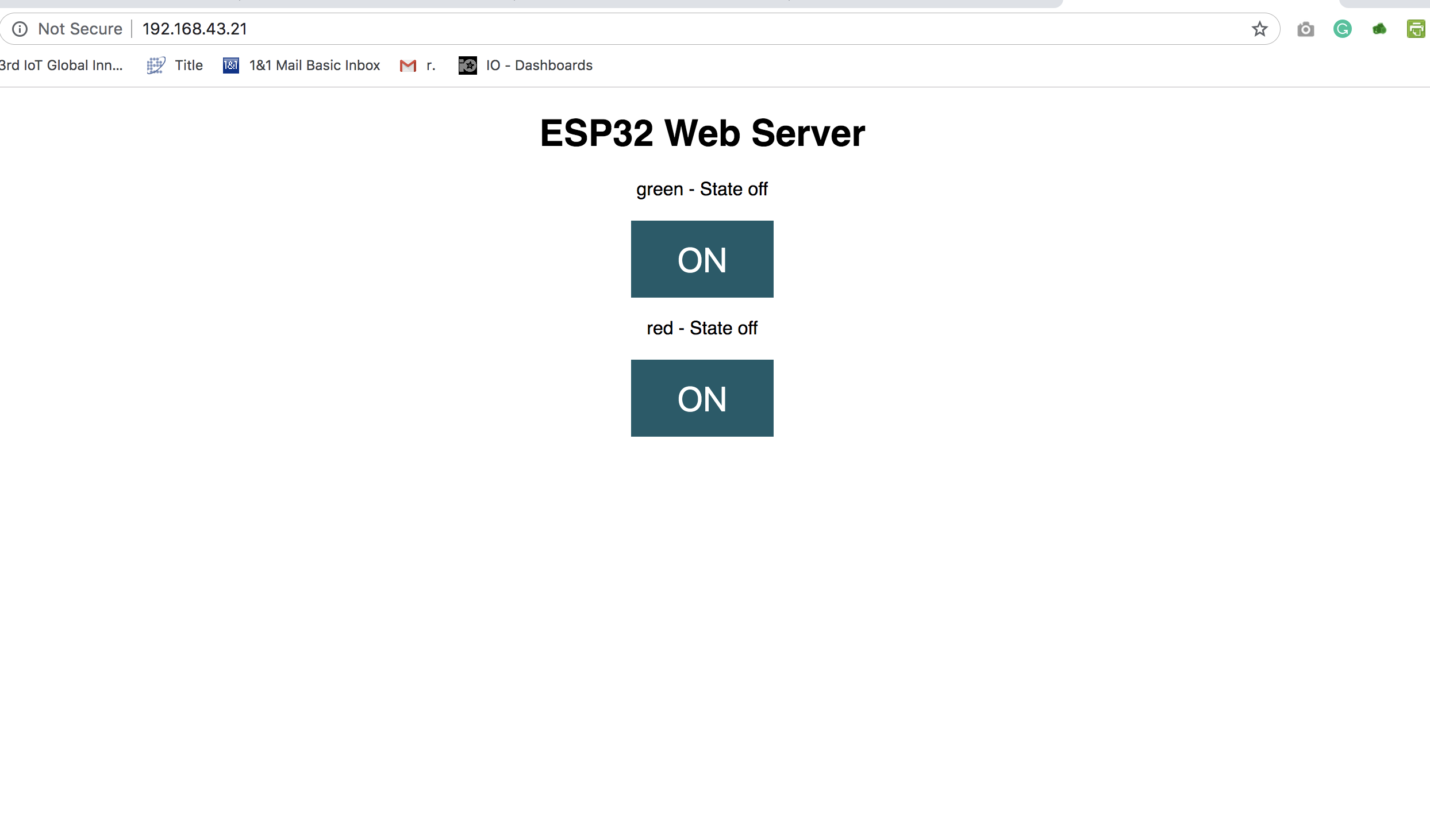 ESP32 Webserver Tutorial - Electronics-Lab