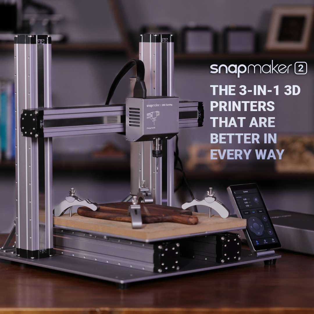 Snapmaker 2.0 Fusion 360