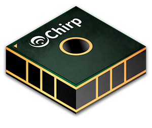 "MEMS-based ""sonar on a silicon chip"" ultrasonic time-of-flight sensors"
