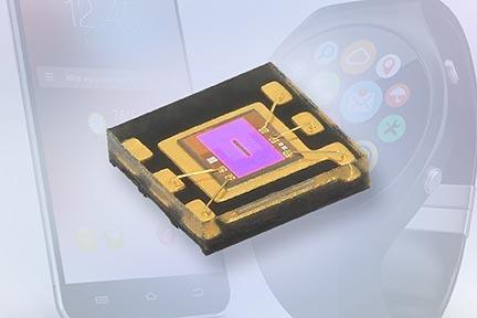 VEML6035 Digital Light Sensor operates via simple I²C