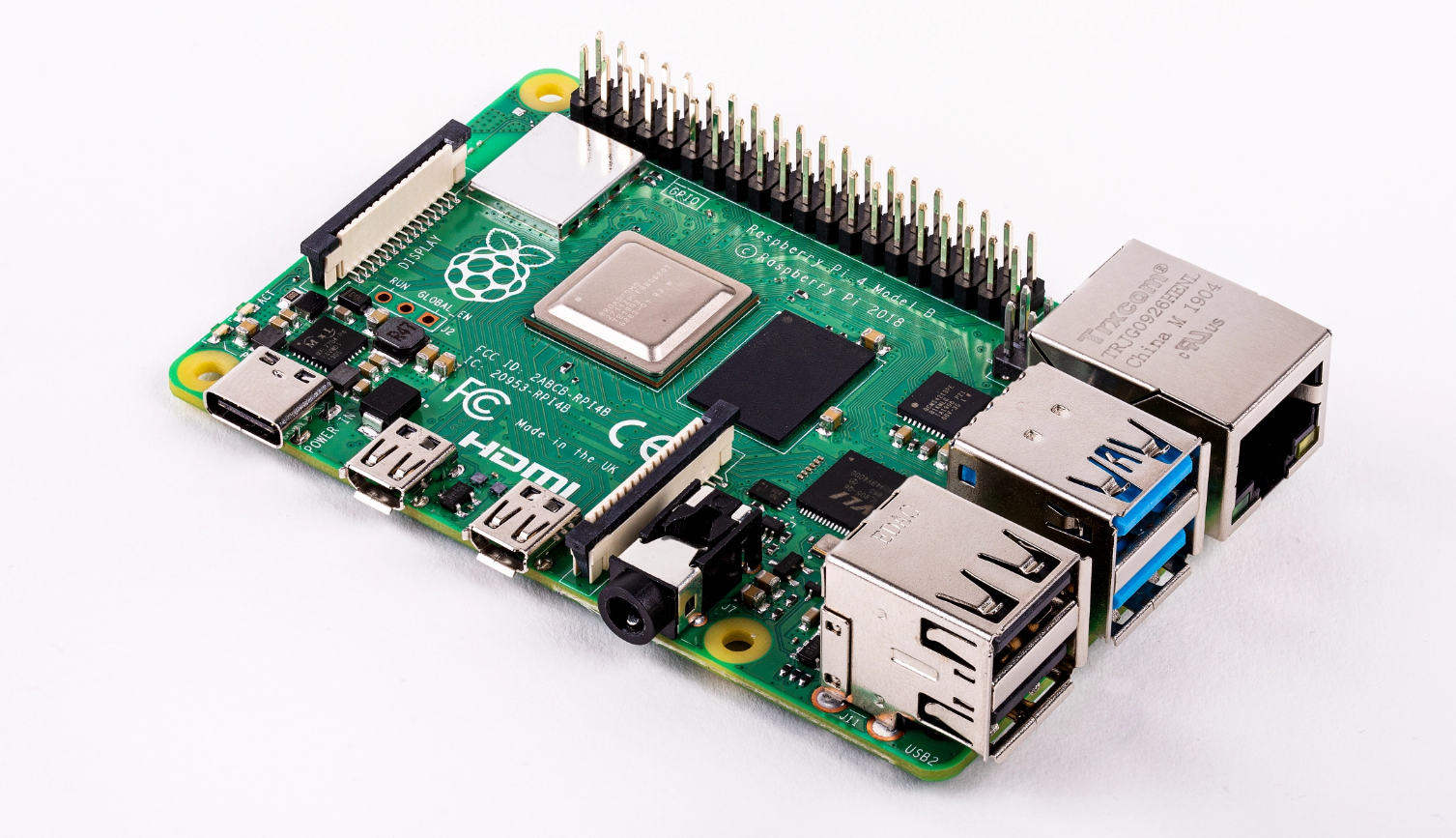 Raspberry Pi 4 offers true Gigabit Ethernet and 4K video for $35