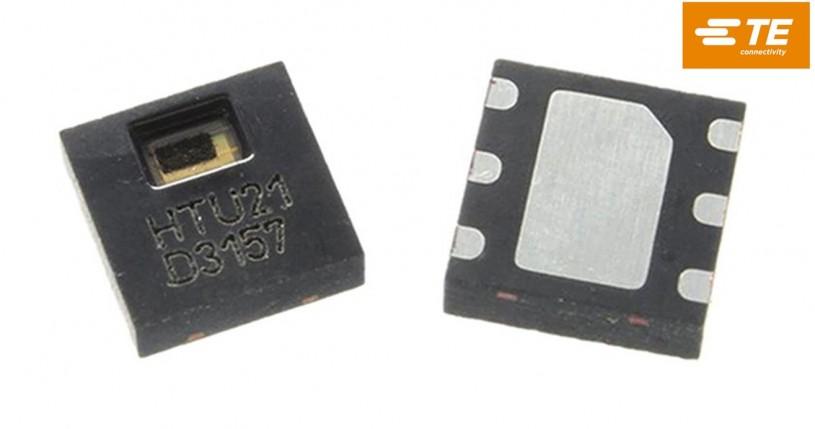 HTU21D the small digitial humidity sensor that is big on performance
