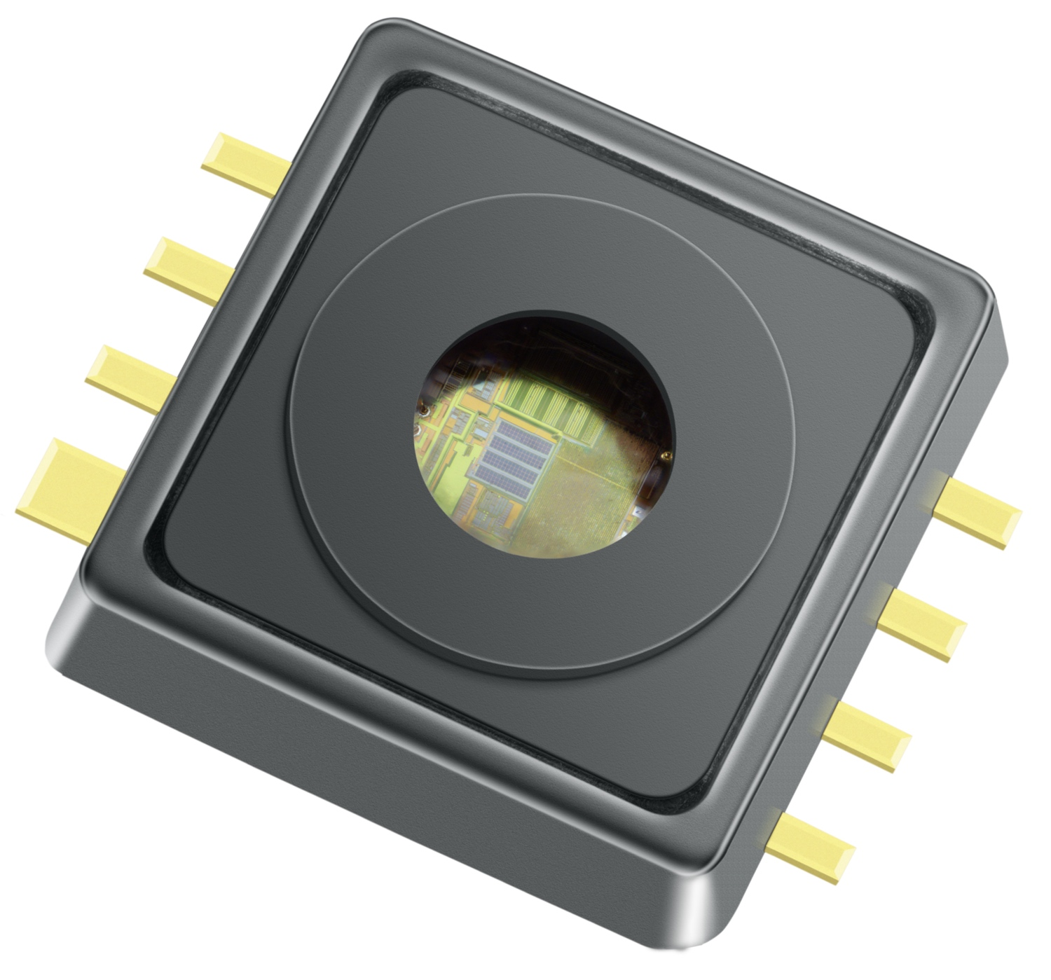 New XENSIV KP276 absolute pressure sensor series covers a range of 10 kPa to 400 kPa