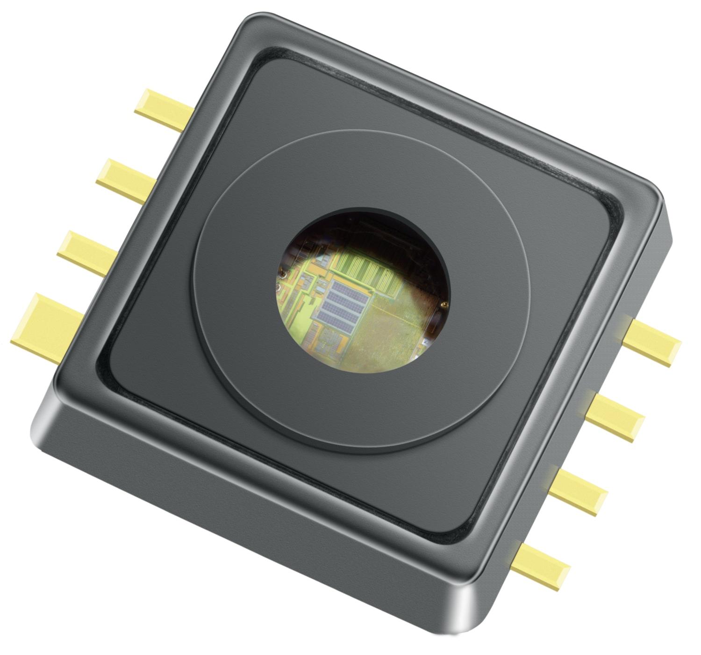 New XENSIV KP276 absolute pressure sensor series covers a range of 10 kPa to 400 kPa