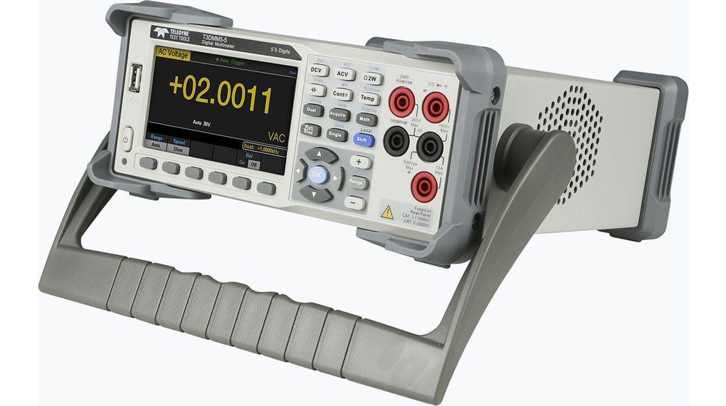 Teledyne LeCroy T3DMM Series – Digital Multimeters